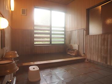 家族風呂浴室
