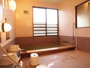 家族風呂浴場